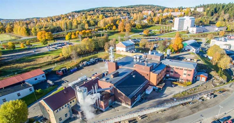 A new experimental installation began to operate at the Valmet Fiber Technology Center