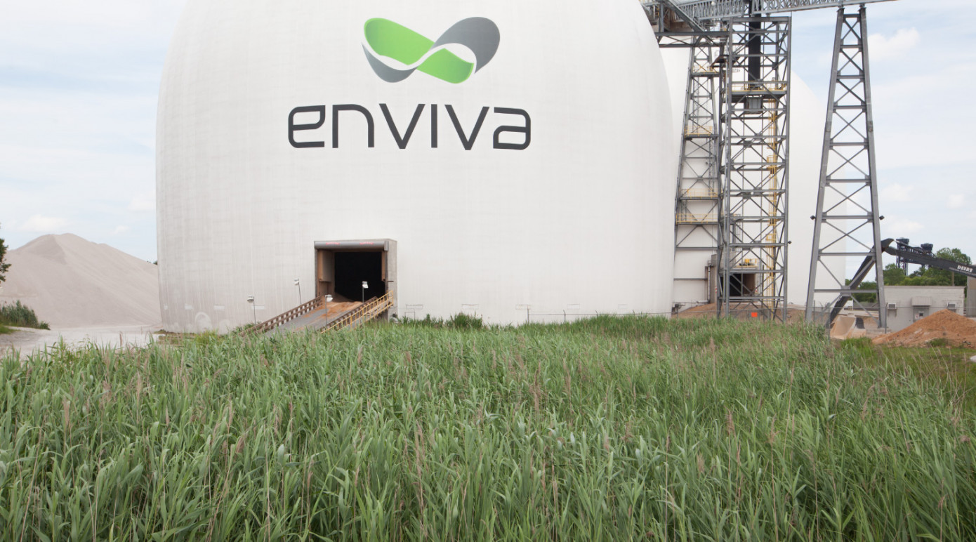 Enviva and Drax Group signed a contract for the supply of biofuels